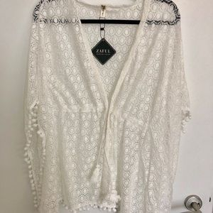 Brand New Zaful Beach Cover-up